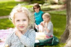 14/52 Spring picnic...[Explored] (Barbara Taeger Photography) Tags: family summer sunlight color 50mm spring nikon picnic dof bokeh warmth selectivefocus pianogram m4h52wp