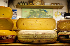 Cheese Please (marysmyth(NOLA13) ) Tags: food cheese milk healthy wine market wheels dairy stlawrencemarket crackers