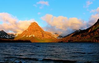 Cold Mountain Morning