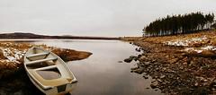 Loch nam Bonnach, Beauly (Highland Art 13) Tags: scotland highlands loch invernessshire rowingboat scottishhighlands beauly lochnambonnach