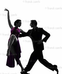 couple man woman ballroom dancers tangoing  silhouette (Franck Camhi) Tags: shadow 2 two people woman white man male girl silhouette female cutout person couple dancers dancing rumba fulllength style indoors tango whitebackground ballroom latino studioshot hispanic elegant sensuality salsa heterosexual adults isolated ballroomdancing stylish elegance caucasian tangoing
