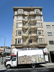 (gordon gekkoh) Tags: sanfrancisco people truck graffiti hype amc vf kcm oyst btm amck