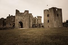 "Raglan Castle • <a style=""font-size:0.8em;"" href=""http://www.flickr.com/photos/32236014@N07/8653901946/"" target=""_blank"">View on Flickr</a>"