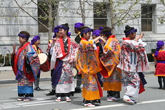 Cherry Blossom Parade (shaire productions) Tags: sf sanfrancisco california street people festival festive asian asia image candid picture culture pic parade gathering cultural imagery cherryblossomfestival cherryblossomparade
