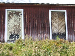 DSCF1712 Doors - woodshed (boaski) Tags: summer mountain nature norway norge norwegen norvegia osen noorwegen trysil hedmark norwege sterdalen norwegia sreosen