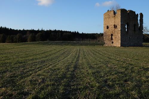 Kintore Castle 1