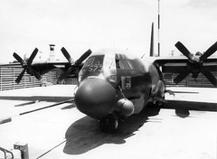 Lockheed AC-130A, 55-0469, 16th SOS, Ubon RTAFB, 1970, Don Jay via Mutza (San Diego Air & Space Museum Archives) Tags: 1970 lockheedac130a ubonrtafb 16thsos donjayviamutza 550469