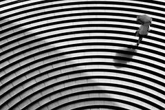 sector (Hiro.Matsumoto) Tags: nikon tokyo street blackandwhite geometric minimalism minimal monochrome curve pattern abstract lines diagonal texture