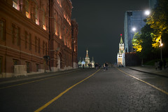 Entrada a la Plaza Roja (from.me) Tags: moscow mosc rusia russia nikon d600 2016