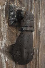 doorknocker (mgigantecaraballo) Tags: doorknicker llamador puerta door madrid spain espaa chinchn chinchon