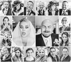 Wedding Faces (Green Iris Photography) Tags: silly wedding fun group bride groom weddingparty party bridesmaids groomsmen