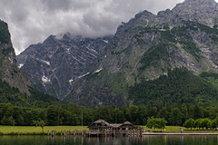 DSC_3952 (svetlana.koshchy) Tags: germany berchtesgadener land berchtesgaden landscape bavaria bayern alps alpen deutschland clouds reflection mountain knigssee outdoor