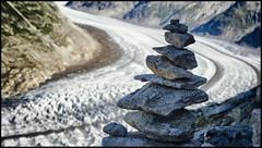 _SG_2016_08_9011_IMG_2676 (_SG_) Tags: schweiz suisse mountain peaks berg berge bergmassiv natur nature landschaft landscape sky himmel mountainpeak mountainpeaks rock fels rocks felsen bahn railway aletsch glacier gletscher unesco weltkulturerbe hiking wandern outdoor wallis aletschgletscher bettmeralp fiescheralp valais world heritage