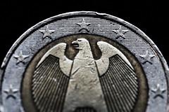Stars (Trskalle) Tags: macro mondays stars 2 euro coin mynt