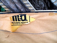 backing=old photo (M-D Building Products) Tags: md building products