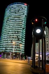 IMG_3053.jpg (Bri74) Tags: architecture berlin germany lights night potsdamerplatz skyscraper trafficlight