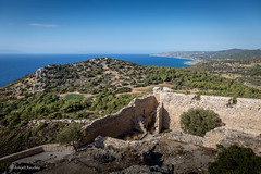 Kastellos (Askjell's Photo) Tags: aegeansea castle fortress greece hellas kastellos knightshospitaller knightsofstjohn kritinia rhodes rhodos rodos medieval middleage