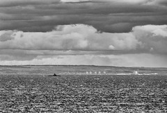 Submarine-on-the-surface-on-the-Clyde_IMG0002 (pinkbuildingphotography) Tags: royal navy hms sutherland firth clyde