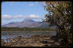Ben Lomond (Fife walking) Tags: inchcailloch lochlomond benlomond autumn landscape scotland