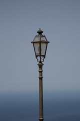 Lamp (Ged Slaughter Photography) Tags: lamp lamppost sea seascape sicilia sicily erice gedslaughter