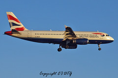 Airbus A320-232 G-MEDK British Airways (EI-DTG) Tags: planespotting londonairport londongatwick lgw 17jul2016 airbus a320 airbus320 aerlingus gmedk britishairways ba