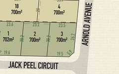Lot 03, Jack Peel Circuit, Kellyville NSW