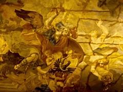 les anges (3) (canecrabe) Tags: ange blason aigle lopold autriche universit wroclaw aula salle fresques