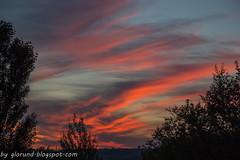 afterglow (glorund) Tags: cloud landscape outdoor scene sky view glorundblogspotcom sunset serene dusk