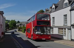 For 1 Day Only (Better Living Through Chemistry37) Tags: 10 y82tgh railriverlink dartpleasurecraft devonindependents independents totnes ontest buses busessouthwest busesuk volvo b7tl volvob7tl plaxton plaxtonpresident president pvl212 bridgetown
