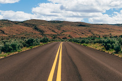 Lonesome Desert Drive (Pedalhead'71) Tags: lonesome desert drive road highway dayville oregon unitedstates us grant county