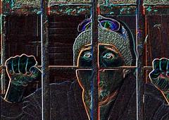 Behind Bars (donjuanmon) Tags: sliders slidersunday hss donjuanmon