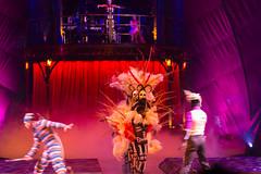 _MG_0672.jpg (Tibor Kovacs) Tags: colours smoke stars acrobats sydney lights cirquedusoleil circus performances bigtop kooza performers clowns strength australia stage contortionists
