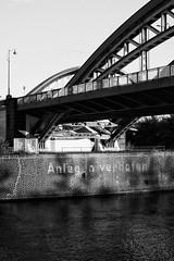 Honsellbrücke (Jonathan dM) Tags: honsellbrücke frankfurt osthafen main