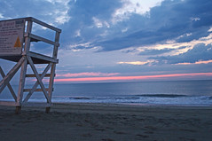 lifeguard1 (EWisePhoto) Tags: sunrise beachsunrise