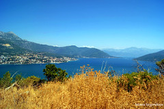 (tatianatorgonskaya) Tags:                       bokakotorska bokabay adriatic adriaticsea sea coast montenegro crnagora balkans balkanstravel nature summer august season  landscape   mountain mount mound hill rock south mediterranean