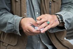 Hands (DaivatheFlaiva) Tags: hands cigarette zigarette ash tray detail close up closeup people menschen schweiz switzerland