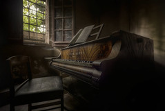 Sweet Melody (Opiesse) Tags: urbex melody sweet decay abandoned piano