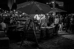 [2016-09-17][Smaak Karavaan 2016] 51.jpg (S.P. Zweekhorst) Tags: nikon 1855mm d5200 2016 blackwhite people street nikon1855mm nikond5200
