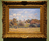 2016.02760a The Burrell Collection, 20 September 2016. The Bell Tower at Noisy-le-Roi, 1874. Alfred Sisley. (jddorren08) Tags: glasgow burrellcollection scotland fineart decorativearts embroidery needlework ceramics paintings sculpture tapestries armour glass neareasterncarpets orientalart rugs sirwilliamburrell sonyalphaa6000 sigma30mm daviddorren jddorren alfredsisley thebelltoweratnoisyleroi