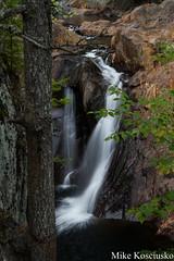 LR-9580 (mikekos333) Tags: 2016 waterfall rangeley maine smallsfalls mike catherine