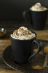 Homemade Pumpkin Spice Latte (brent.hofacker) Tags: autumn beverage breakfast brown caffeine cappuccino caramel cinnamon coffee cream creamy dairy dark delicious drink espresso expresso fall foam food fresh glass gourmet healthy holiday honey hot latte milk morning natural organic pumpkin pumpkinlatte pumpkinspice pumpkinspicelatte refreshment rustic spice steamed sugar tasty traditional whipped winter