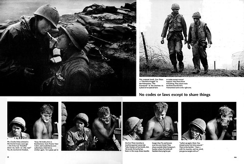LIFE Magazine Oct 27, 1967 (8) - Inside the Cone of Fire at Con Thien