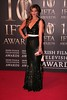 Amanda Byram at Irish Film and Television Awards 2013 at the Convention Centre Dublin