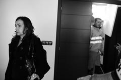 """Making of """"El deber y la culpa"""" / Making of """"The duty and the blame"""" (Xavi Gantes) Tags: life camera cinema david film set movie teatro photo spain corua foto theatre escenario documentary scene cine galicia alberto vida scenary short actress fernando actor shooting xavier interiores xavi making makingof filmmaking cortometraje shortfilm salgado escena exteriores fotografa documental cmara garca pelcula sabela galego rodaje actriz gago plat fotofija morn gantes documentalismo ganay marcote dasinda saamira"""