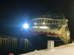 Norway Feb 2013 (paulmcdee) Tags: travel winter holiday snow cold tourism ice weather norway canon archive tourist arctic icy scandinavia tromso scandanavia s100