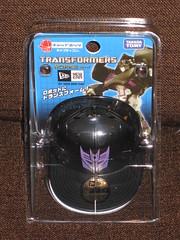 Takara Tomy Transformers New Era CAPTICON (OpTILLmus) Tags: new hat toy prime baseball cap transformers era takara tomy captimus capticon