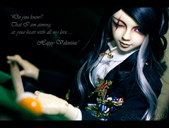 Happy Valentine ^0^! (j_rhapsodies) Tags: volks scarface reisner sd17