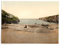 [Port Isaac, Port Gavern, Cornwall, England]  (LOC)
