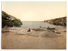 [Port Isaac, Port Gavern, Cornwall, England]  (LOC)