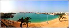 Summer Love (M.Light7) Tags: ocean blue summer vacation beach water sand resort saudi arabia jeddah jedda jidda jiddah